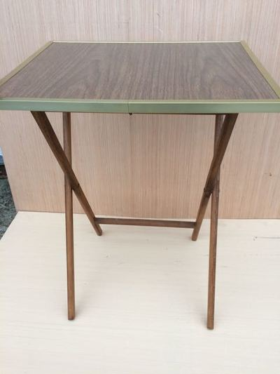 TV stands, folding tables